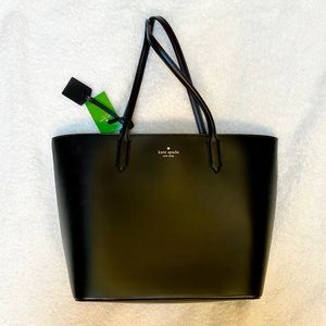 NWT Kate Spade Bell Street Lucia Leather Tote